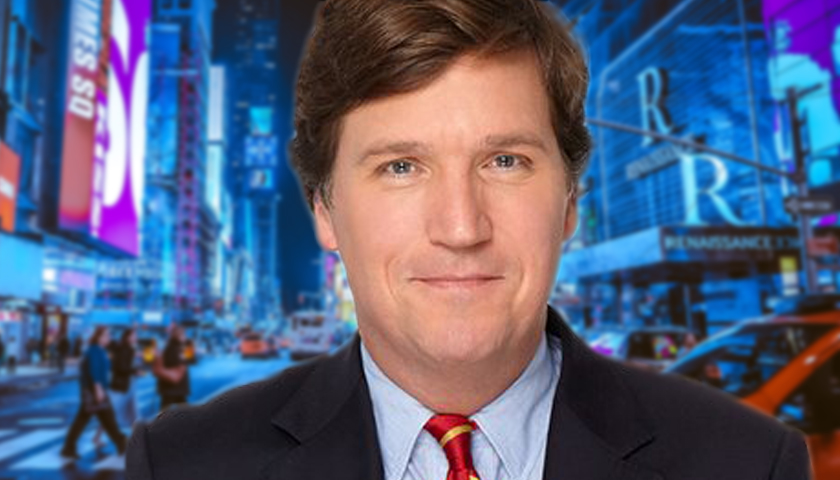 Tucker Carlson Harassed While Shopping with His Family
