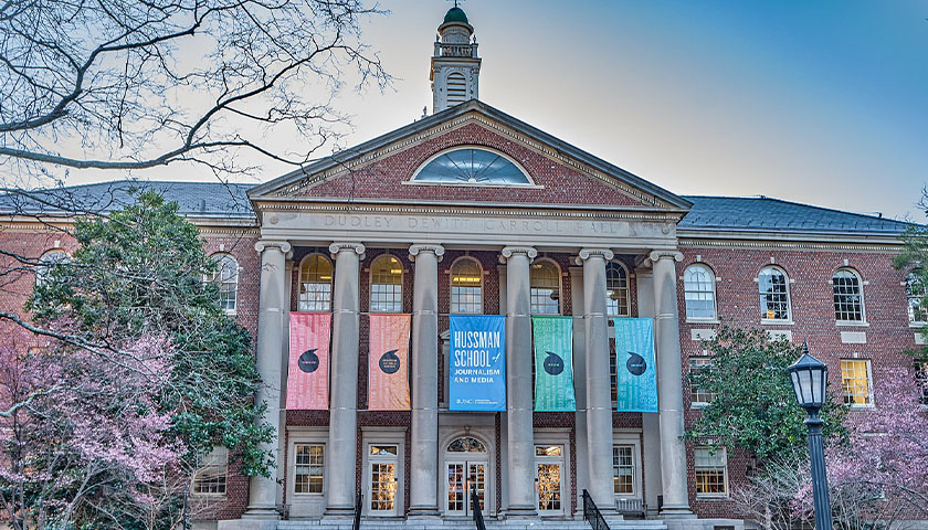 Commentary: University of North Carolina at Chapel Hill Journalism Professors Protest 'Objectivity' in News Reporting