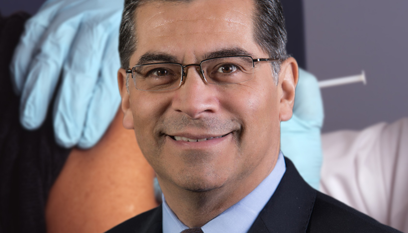 Health and Human Services Secretary Becerra: It's 'Absolutely the Government's Business' to Know the Vaccine Status of Americans
