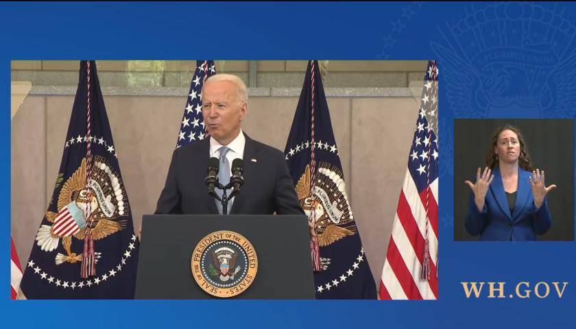 President and CEO of the Job Creators Network Alfredo Ortiz Slams Biden 'Voting Rights' Speech