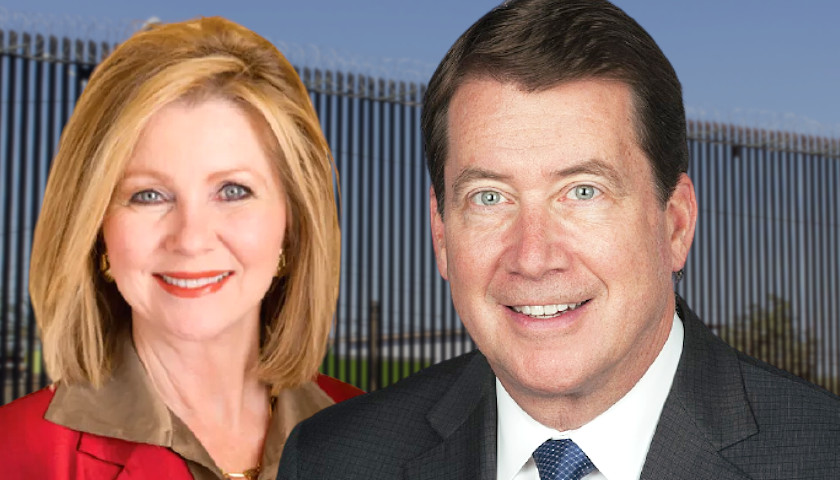 Blackburn and Hagerty Introduce Bill to Leave Border Restrictions in Place