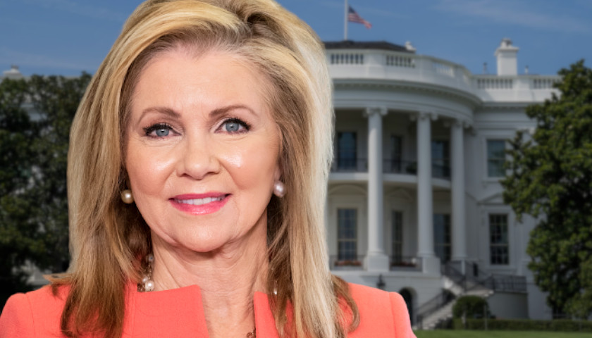 Tennessee Sen. Blackburn: White House Plans to Silence Critics in Run-Up to 2022