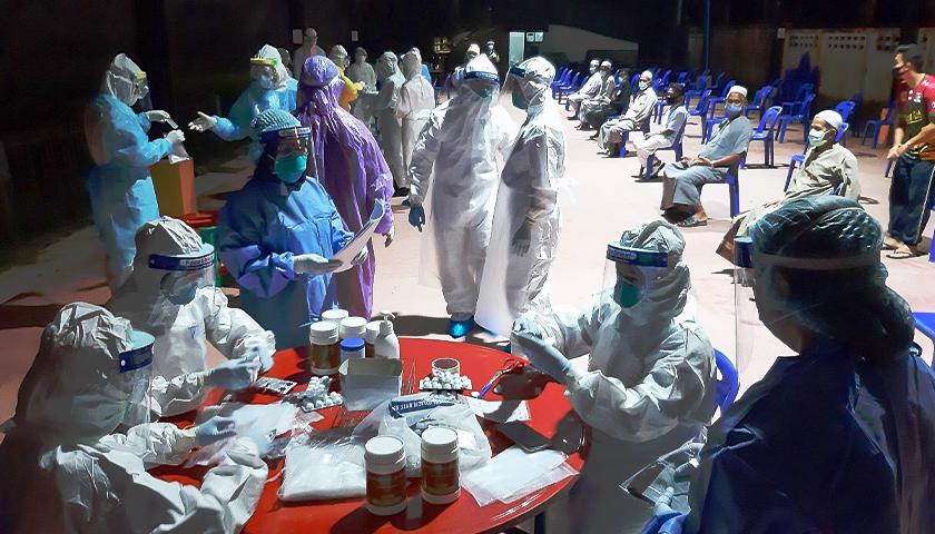 Chinese Government Refuses to Participate in WHO Coronavirus Origin Investigation