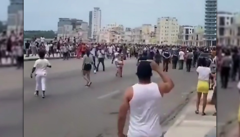 Cuba Erupts in Anti-Communist Protest; Biden Official Suggests 'Rising COVID Cases' the Cause of Unrest