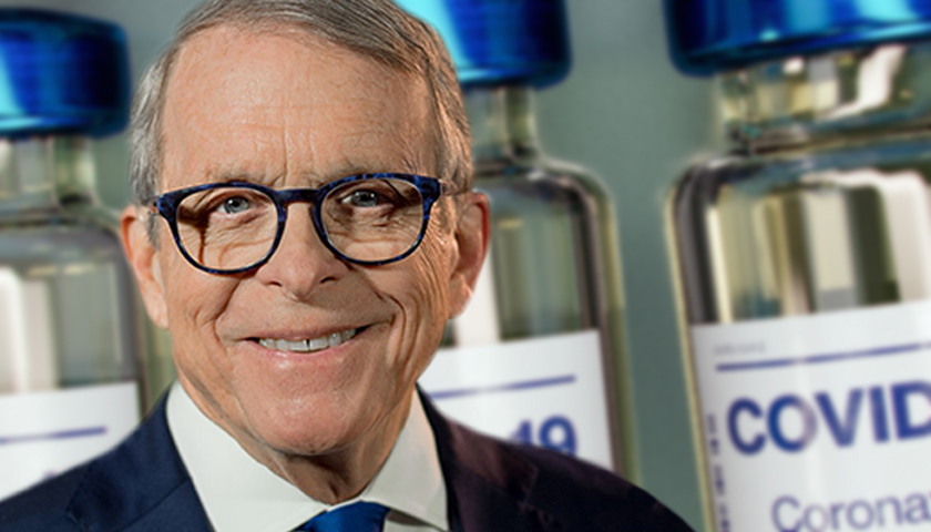 DeWine Stresses Vaccine, Informed Choice v. COVID-19 Strain Even as Some Businesses Press Masks, Social Distancing