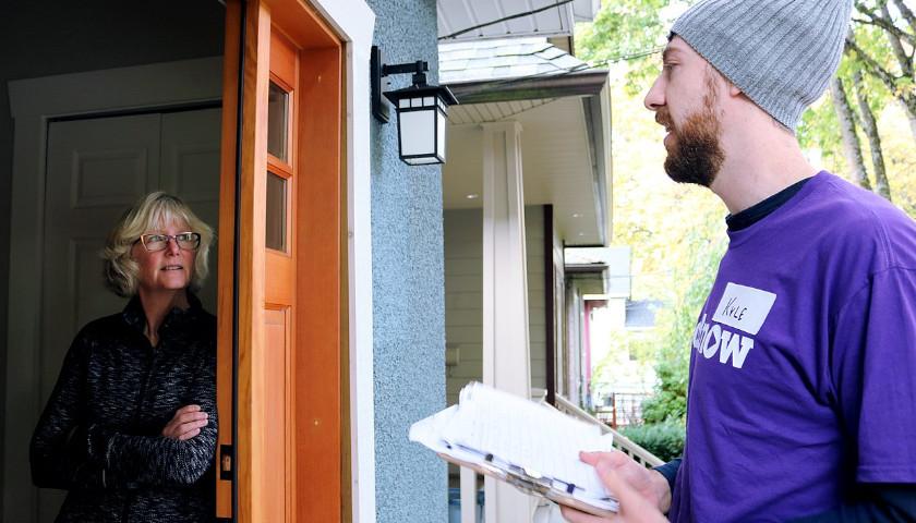 Biden Door to Door Vaccination Campaign Launched in Western Tidewater Region of Virginia