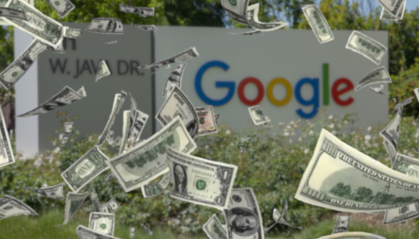 Google Hit with $590 Million Fine For Not Paying Publishers