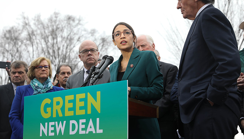 Democrats Planning to Recruit 'Millions' for New Civilian Climate Corps