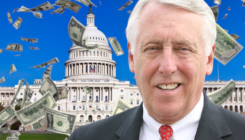 Number Two Democrat in House: Rising Inflation 'a Concern That We Ought Not to Be Ignoring'