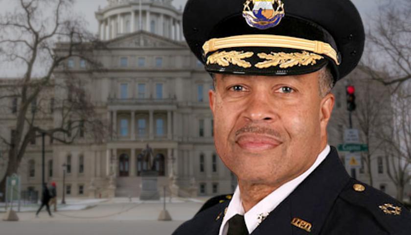 Michigan Governor Candidate James Craig Registered as 'Democrat' in 2012