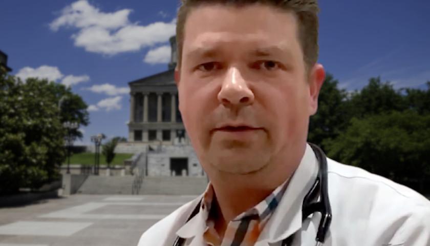 Nashville Doctor Jason Martin Contemplates Run for Democrat Gubernatorial Nomination to Challenge Governor Bill Lee