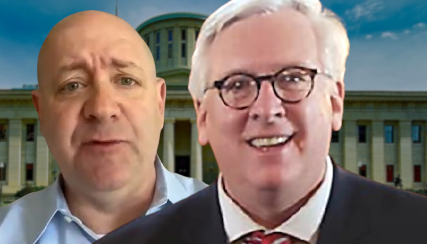 Ohio Republican Party Treasurer Johnson Defends GOP Chair in Accounting Tiff, Bashes 'Malcontents' Calling for Expansion of Audit Back to 2017