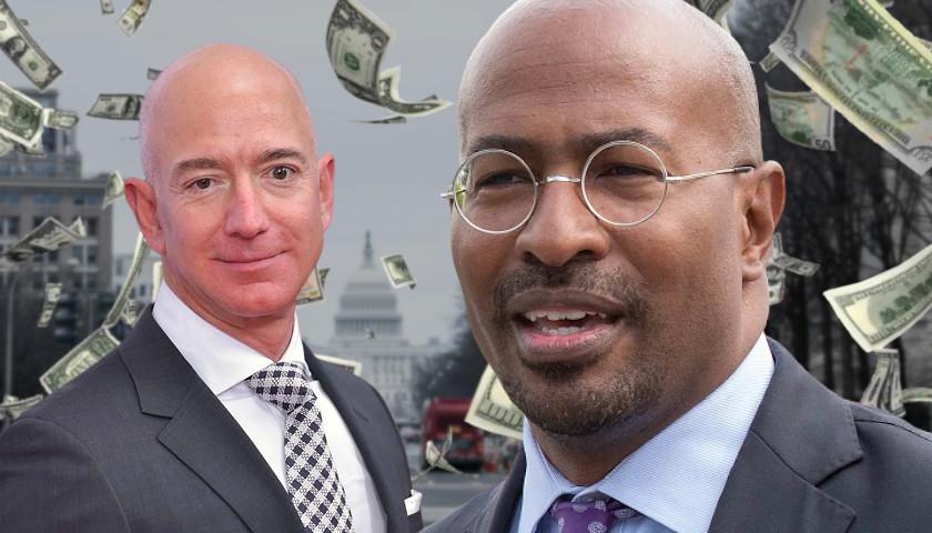Jeff Bezos Gifts $200 Million to Liberal Activists Van Jones and José Andrés