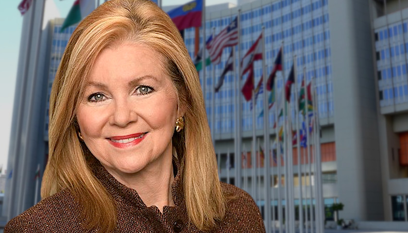 Tennessee Sen. Blackburn Introduces Legislation to Check Adversaries' Power in United Nations