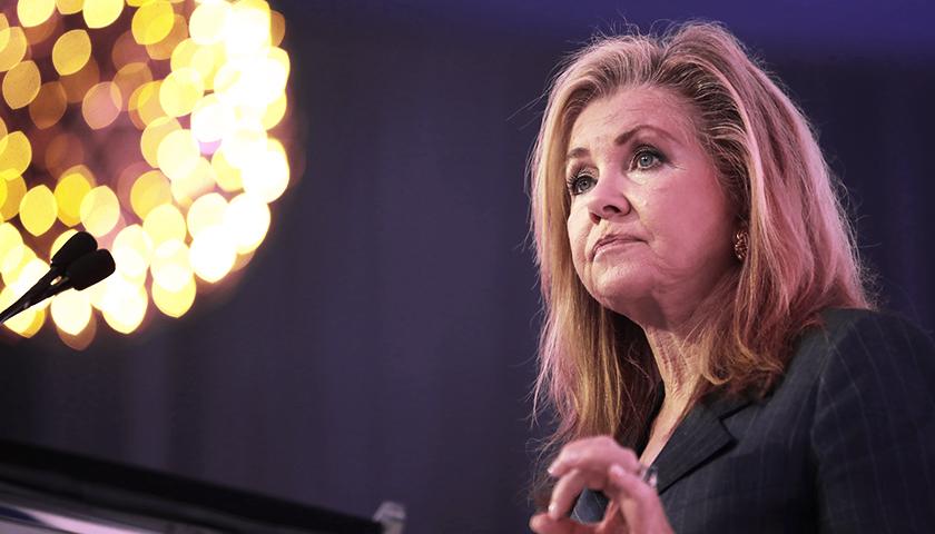 Senator Marsha Blackburn Questions Biden Administration Collaboration With Big Tech