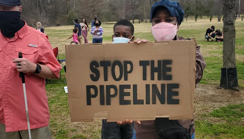Controversial Byphalia Pipeline Project Shut Down After Protests