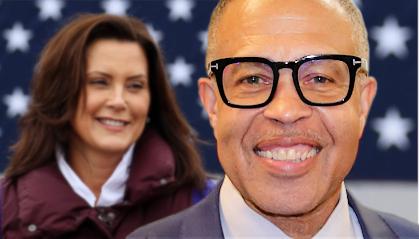 It's Official: Retired Detroit Police Chief Craig to Challenge Michigan Governor Whitmer