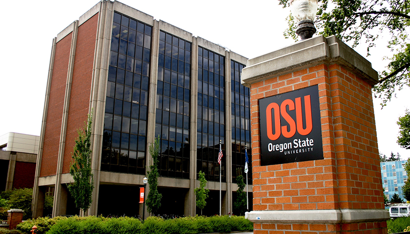 Up to 98 Percent of Faculty Donations from Oregon's Largest Public Universities Went to Democrats