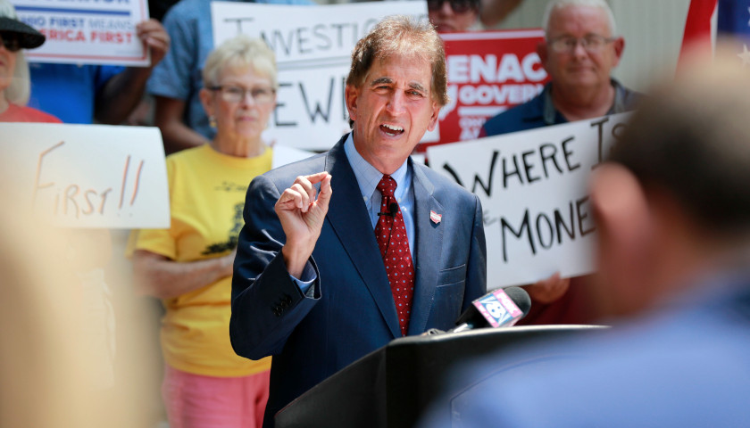 Renacci Calls for Full Investigation of All Sources of FirstEnergy Contributions to DeWine Campaign, Including Ohio Republican Party