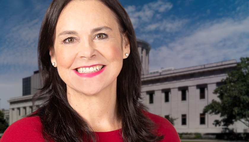 Ex-GOP Chair, U.S. Senate Candidate Jane Timken Dodges Questions in Ohio GOP Accounting Mess