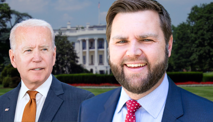 Ohio GOP Senate Candidate J.D. Vance Slams Biden After Deadly Afghan Explosion, Calls on President to Resign