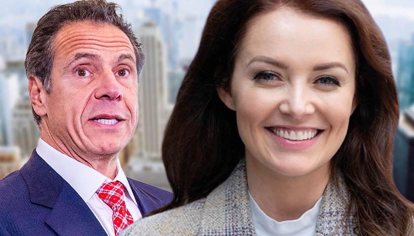 Ex-Cuomo Aide Boylan to Sue New York Governor for Allegedly Retaliating Against Her after Coming Forward