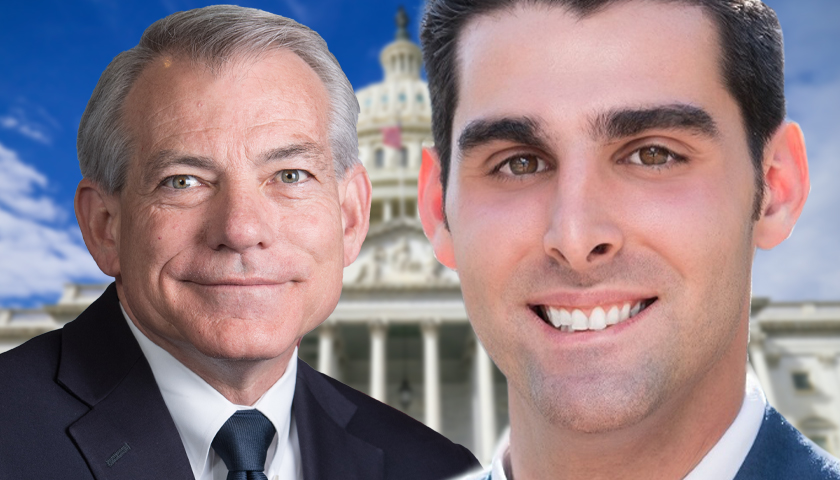 Republican Businessman Elijah Norton Launches GOP Primary Challenge Against Rep. David Schweikert
