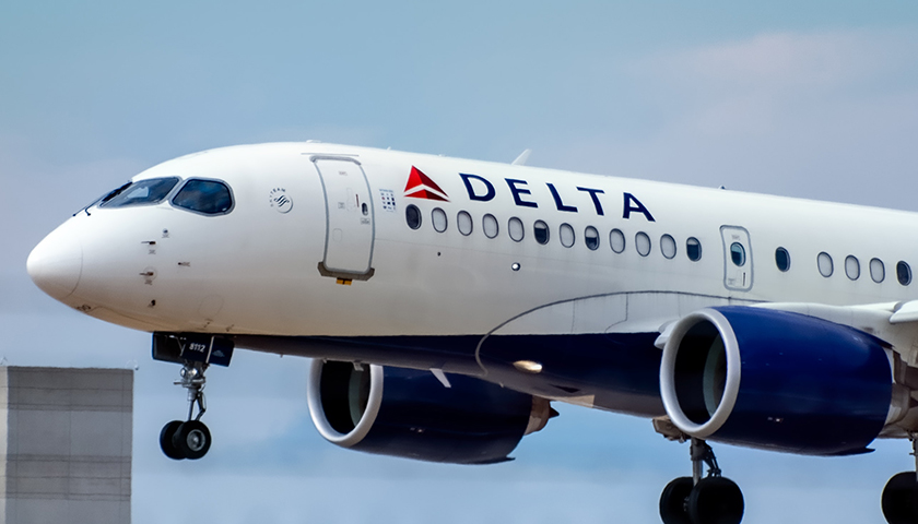 Delta Airlines Declines to Respond to Anti-Semitism Charge