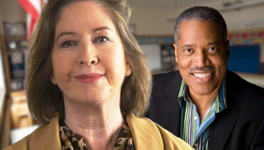 California's Former Democratic State Senate Leader Endorses Larry Elder