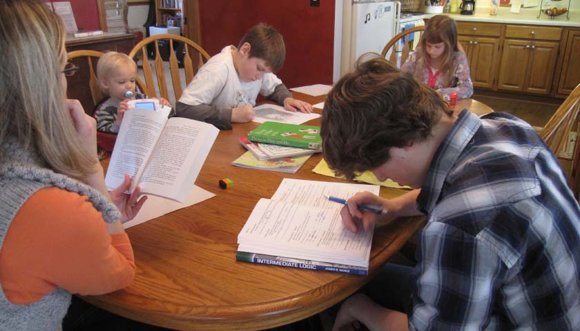 Home-Schooled Children Increased from 13 Thousand in 1973 to 5 Million in 2020