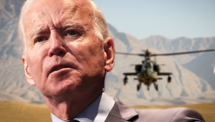 Commentary: Between Afghanistan and Joe Biden, It Is a Struggle to See Which Fell Faster