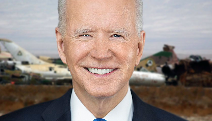 Commentary: Biden Gave Up More Than Bagram