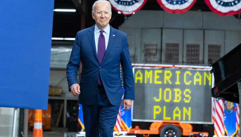 Commentary: The Biden Inflation Tax, Made Clear in One Chart