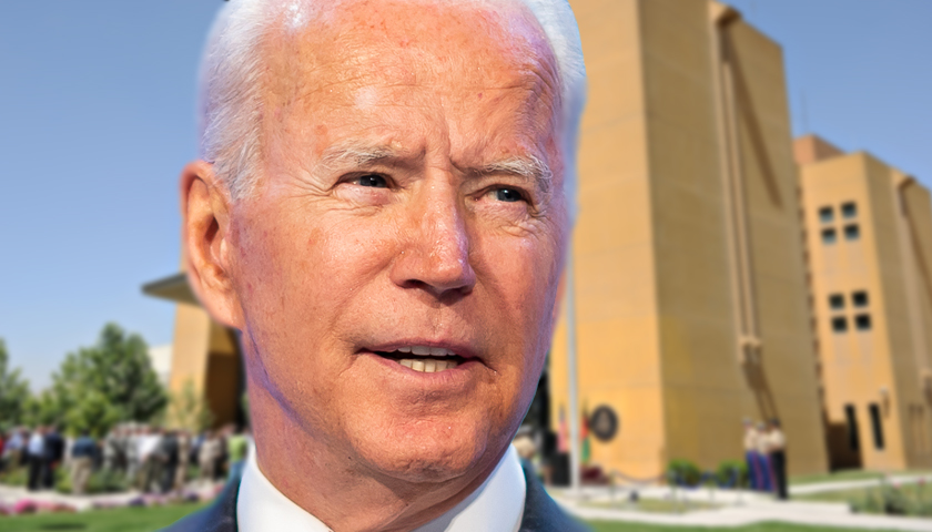 Biden Administration Continues to Tell Fleeing Americans to Pay Their Way out of Afghanistan, Hours After Telling the Press Otherwise