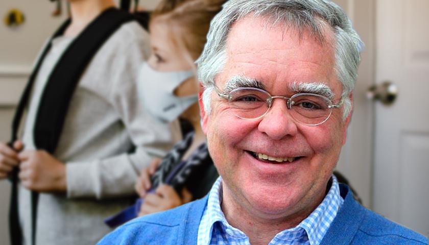 Nashville Mayor John Cooper Backs School Defiance of Governor Lee's Mask Opt-Out Executive Order