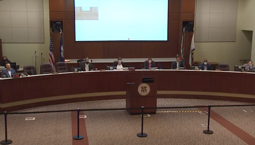 Loudoun County Teacher Resigns in Protest at School Board Meeting