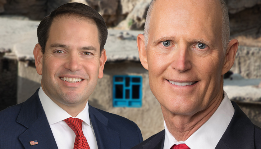 Florida's Senators Blast Biden over Afghanistan Withdrawal