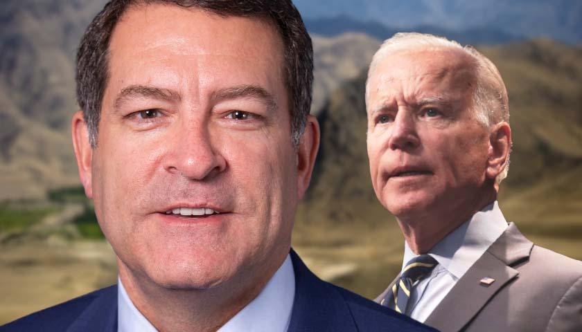 Rep. Mark Green Delivers Republican Address, Slams Biden Administration Over Afghanistan