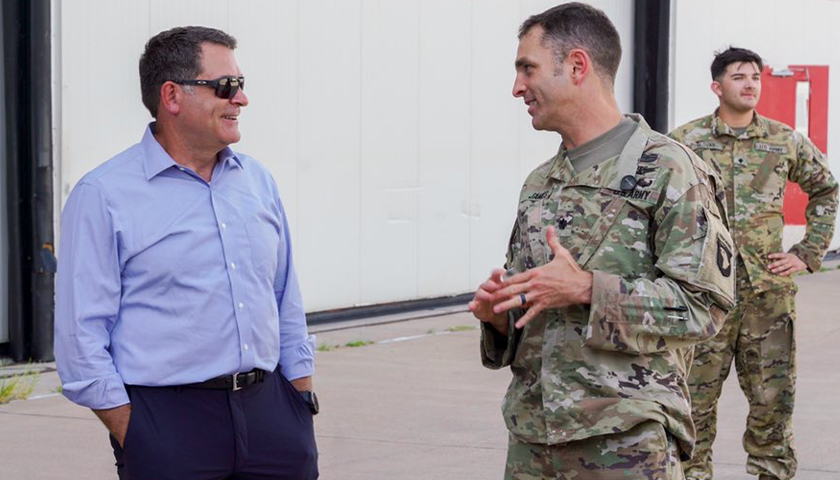 Representative Mark Green Joins Lawsuit Opposing Service Academy Board Suspension