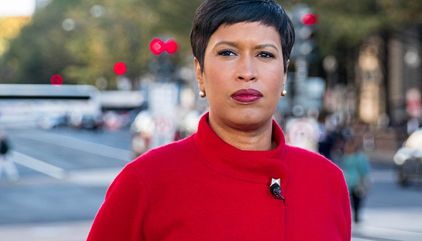 D.C. Mayor Denies Breaking Her Own Mask Mandate Despite Photo Evidence