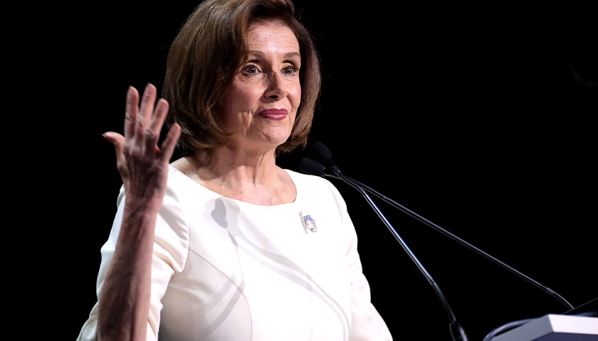 Democrats' $3.5 Trillion Spending Package in Jeopardy, with Pelosi Appearing Short on Votes