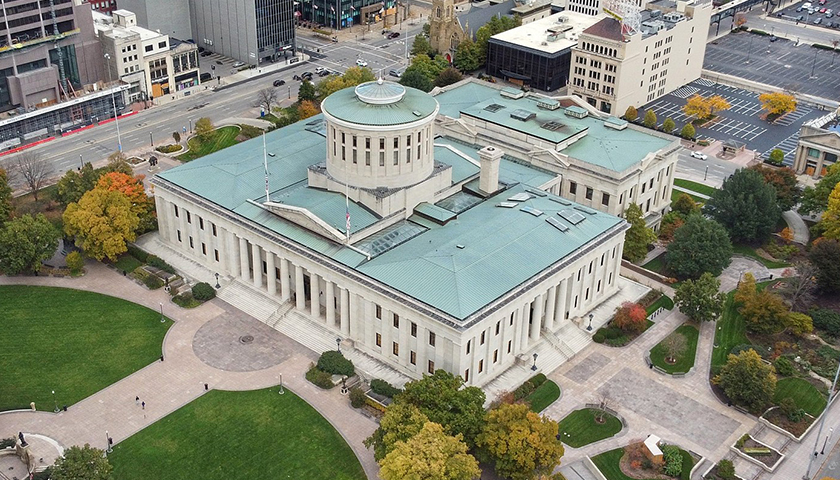 Ohio Redistricting Commission Completes First Meeting