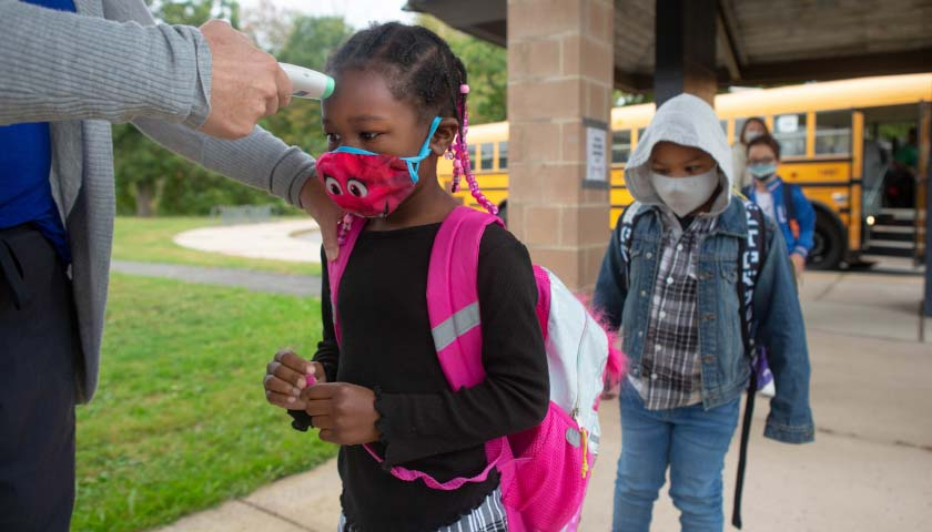 Tennessee State Legislators Push Back Against Biden Administration Claim Parents Opting Out of Mask Mandates Is a Civil Rights Violation