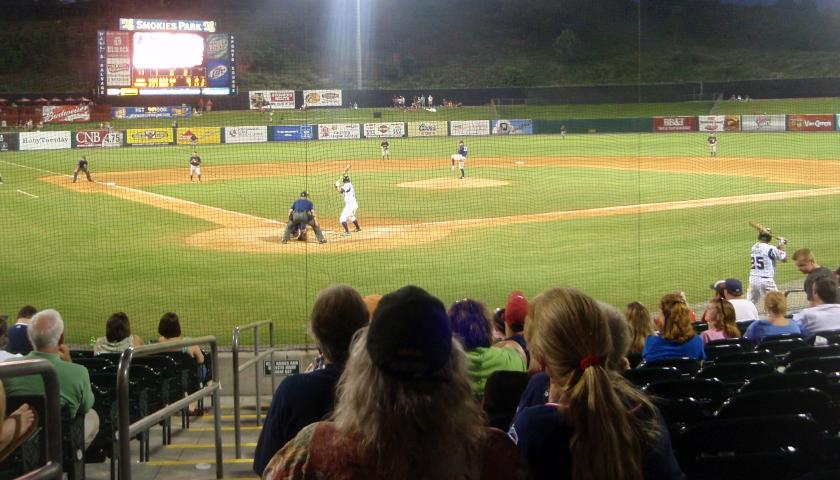 Smokies Stadium Price Tag in Knoxville Increases