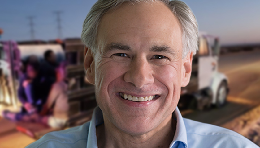 Greg Abbott: Biden 'Knowingly Importing COVID-19 at Extreme Rates' via Infected Illegals