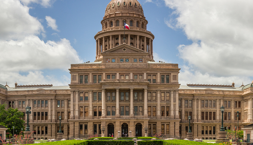 Texas' Elections Bill Clears State House, Setting Stage to Become Law