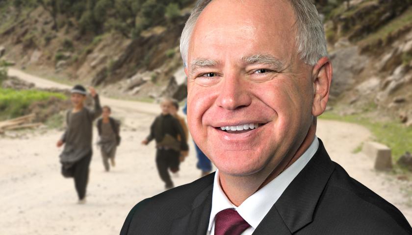 Gov. Walz Says Minnesota 'Eager to Welcome' Afghan Refugees