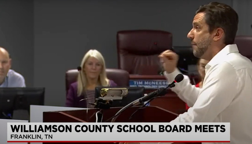 Williamson County to Require Masks in Schools, Despite Warnings from Clay Travis and Other Furious Parents