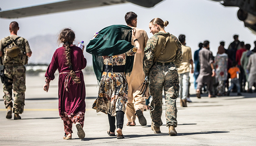 Commentary: Who Are the Americans Stuck in Afghanistan?