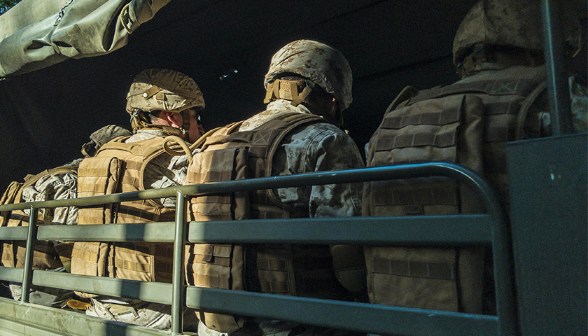 Australia Plans to Deploy the Army to Enforce COVID Lockdown Orders